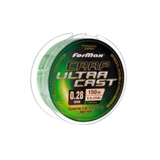 "Леска ""FORMAX CARP ULTRA CAST"" 150MT 0.28мм(уп10шт)"