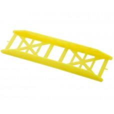 Мотовило для снастей Flagman 37х143мм желтый