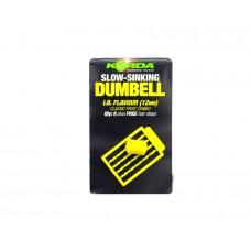 KORDA Имитационная приманка Dumbell Slow Sinking IB 12мм