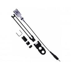 Механический индикатор поклевки DELKIM белый