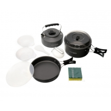Набор посуды Carp Pro Camping Cookware Set