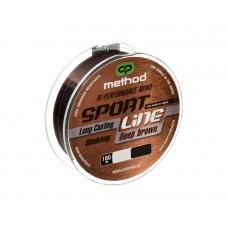 Леска Carp Pro Sport Line Method+ 180м 0.235мм