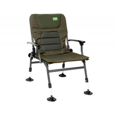 Кресло карповое CARP PRO Torus с подлокотниками