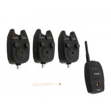 Набор электронных сигнализаторов поклевки Carp Pro Flash Set 3+1