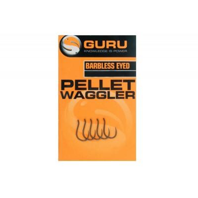Крючок Guru Pellet Waggler Hook №16