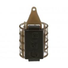 Кормушка пластиковая фидерная FLAGMAN микро сетка со стабилизатором XS 21g