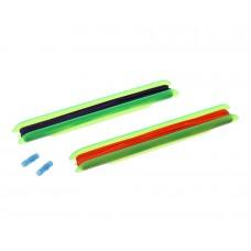 Набор коннекторов и амортизаторов TWIN PACK - SUP. EL. ( 1.1mm / 1.2mm, 5mtr X 2 ) +2pcs L. conn.