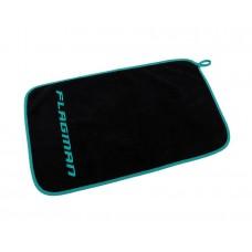 Полотенце Flagman, черное