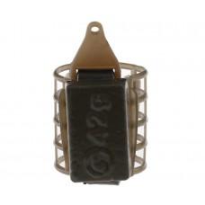 Кормушка пластиковая фидерная FLAGMAN микро сетка со стабилизатором XS 42g