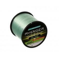 Леска FLAGMAN Avenger Olive Line 1000m 0,30mm