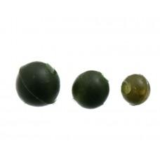 CARP PRO Набор бусин резиновых 4, 5, 6 мм (20 шт)