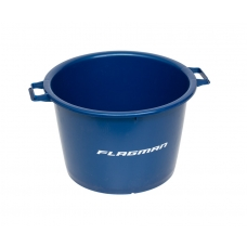 Ведро для прикормки Flagman 40л синее