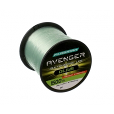 Леска Flagman Avenger Olive Line 1500м 0.25мм