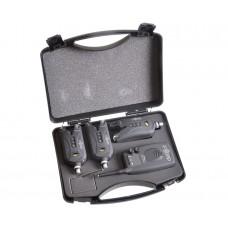 CARP PRO Набор электронных сигнализаторов поклевки  Detect 9V 3+1, шт
