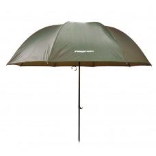 Зонт рыболовный. Диаметр - 2,50 m. Цвет - зеленый, шт