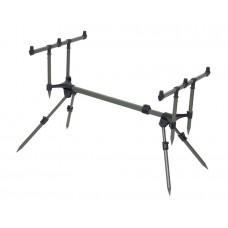 Род-под Carp Pro Rod Pod на 3 удилища с телескопическими ножками