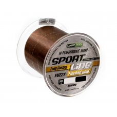 Леска CARP PRO Sport Line Flecked Gold  300M 0,265 mm