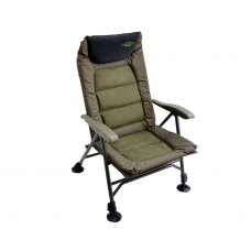 Carp Pro Кресло кароповое складное с подлокотниками \