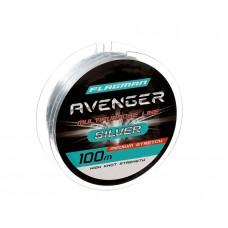 Леска Flagman Avenger Silver Line 100м 0.30мм