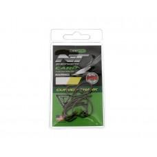 Крючки Carp Pro Curved Shank NT Series №4