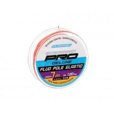 Амортизатор DELUXE FLUO POLE ELASTIC 7m 1.20mm Orange
