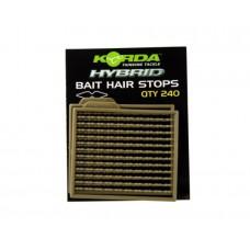 Стопор для бойлов Korda Hybrid Bait Hair Stops, шт