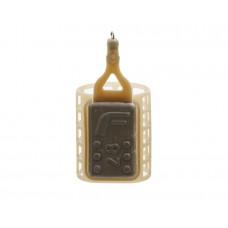 Кормушка пластиковая фидерная FLAGMAN малая сетка 28,0g