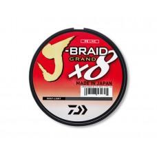 DAIWA Шнур Grand J-Braid x8 0,06mm 5,0kg 135m LG