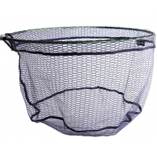 Голова подсака Flagman Landing Net Head New Eco Friendly Silicon Mesh Blue