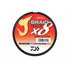 DAIWA Шнур Grand J-Braid x8 0,10mm 7,0kg 150m multi