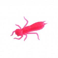 """Виброхвост Nayada 1.4"""" 3.6 см pink (6 pcs)"""