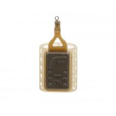 Кормушка пластиковая фидерная FLAGMAN малая сетка 21,0g
