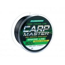 Леска Flagman Carp Master 300м 0.25мм