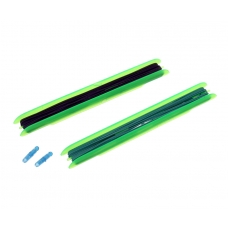 Набор коннекторов и амортизаторов TWIN PACK - SUP. EL. ( 0.90mm / 1.10mm, 5mtr X 2 ) +2pcs med. con