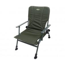 Carp Pro Кресло карповое компакт с под-ми и регул. наклона
