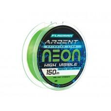 Леска Flagman Ardent Neon 150м 0.22мм