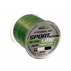 Леска CARP PRO Sport Line Flecked Green 1000M 0,335 mm