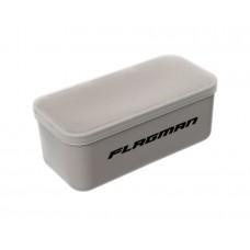 Коробка с крышкой для наживки без отверстий Flagman