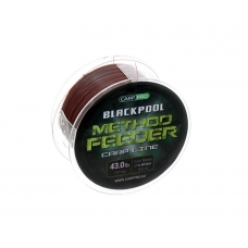 Леска CARP PRO BLACKPOOL METHOD FEEDER CARP 300M 0,40mm
