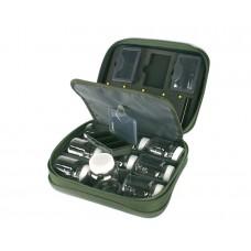 CARP PRO Сумка карповая+3 коробки+9 банок+поводочница