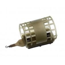 Кормушка пластиковая фидерная FLAGMAN средняя комбинированная 56,0g