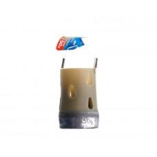Flagman Кормушка пластиковая фидерная PLASTIC FEEDERS 50gr, шт