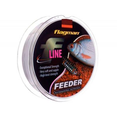 Леска Flagman F-Line Feeder 0,20 мм
