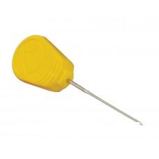 KORDA Игла насадочна /Braided Hair Needle 7cm - Yellow, шт