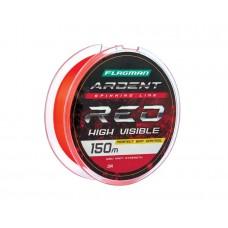 Леска Flagman Ardent Red 150м 0.40мм