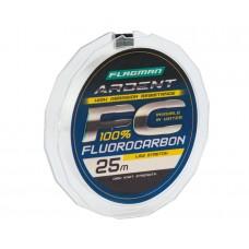 Флюорокарбон Flagman ARDENT 25m 0,14mm