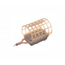 Flagman Кормушка пластиковая фидерная средняя сетка 112,0g, шт